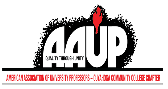 AAUP – Cuyahoga Community College Chapter
